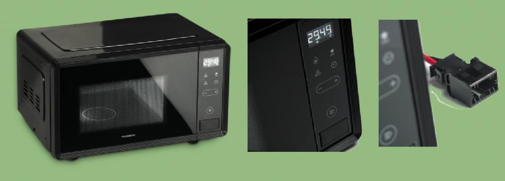 microwellen. Black Bedroom Furniture Sets. Home Design Ideas