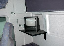 fernsehen und microwellenauflagen. Black Bedroom Furniture Sets. Home Design Ideas