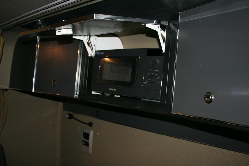 Daf 106 Und 105 Und 95 Space Cab Schrank In U Form