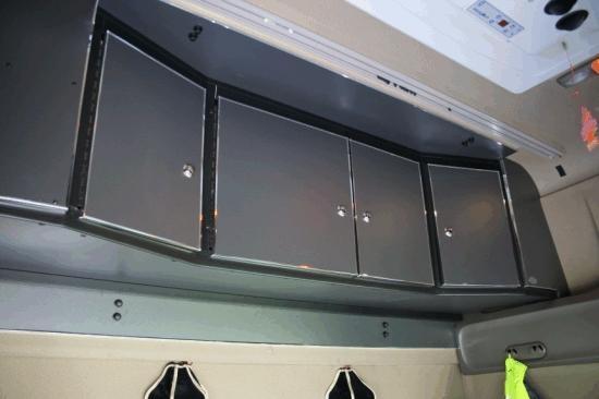 daf 106 und 105 super space cab schrank. Black Bedroom Furniture Sets. Home Design Ideas