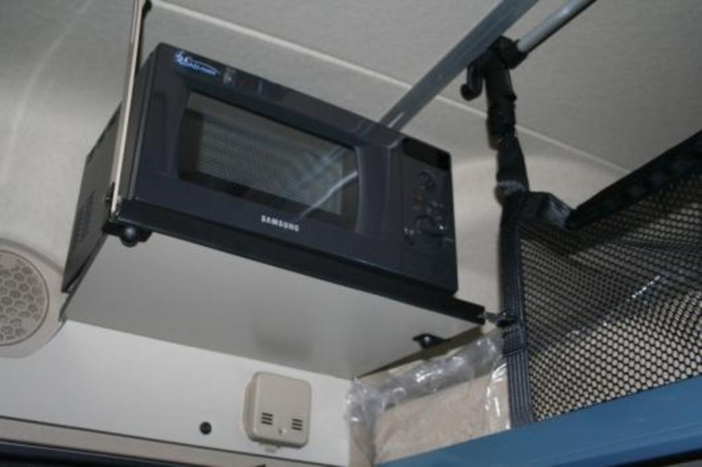 Microwave And Tv Supports