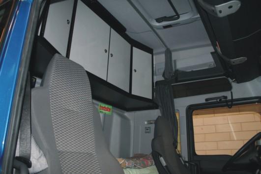 TGA+TGX XXL Cupboard Rear