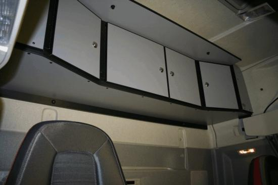 Volvo Fh 04 Cupboard