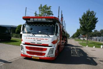 Volvo FM van Linden van Sprankhuizen