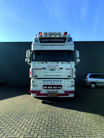 Daf 105 Super Space Cab  Oegema
