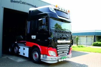 Daf 105 Super Space Multywheels