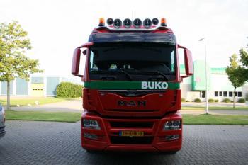 MAN TGS Buko
