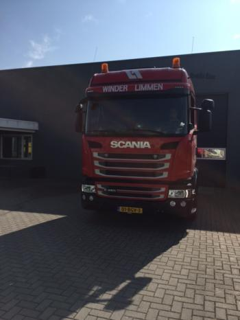 Scania G Highline Winder Limmen