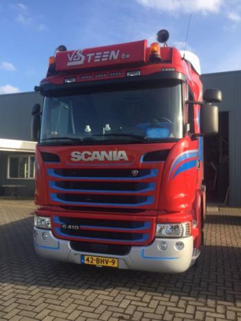 Scania G Higline v.d. Steen