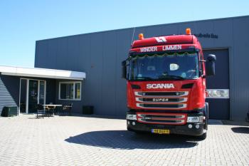 Scania G Winder Limmen