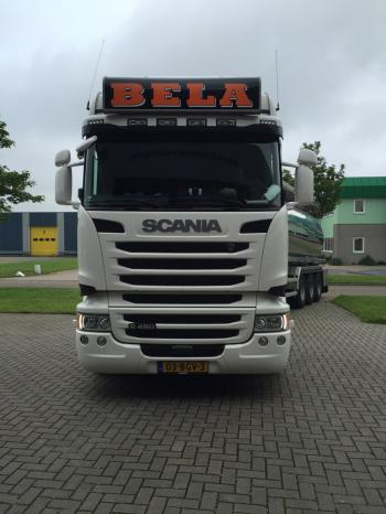 Scania R Highline Bela