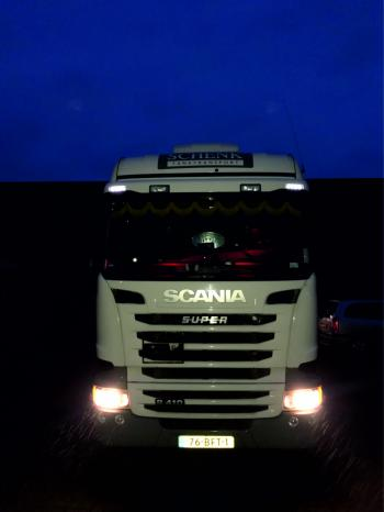Scania R highline Schenk