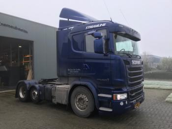Scania R Lowline  Roel van der Linden