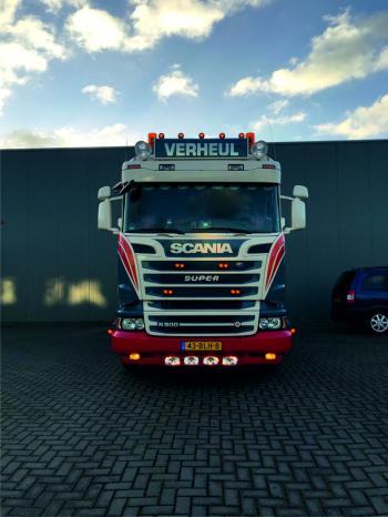 Scania R lowline Verheul