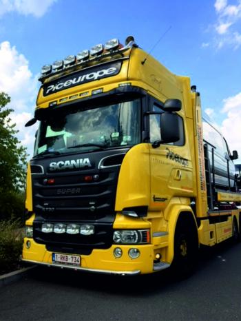 Scania R Topline Pic-Europe