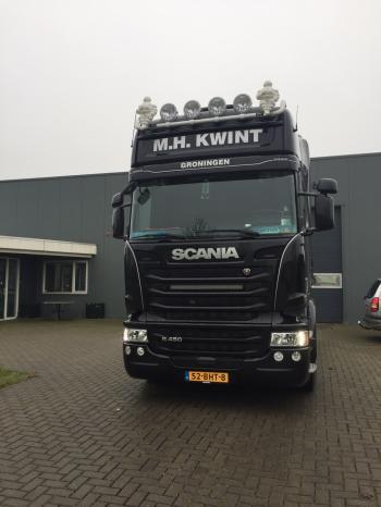 Scania R Topline Kwint