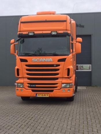 Scania R Topline Transnoord