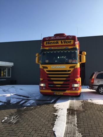 Scania R topline Vlot