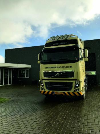 Volvo FH (03) Globetrotter XL Verschoor