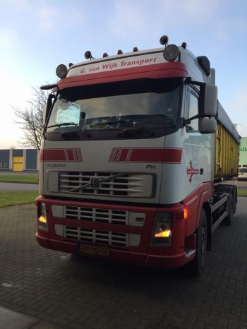 Volvo FH 03 van Wijk Transport