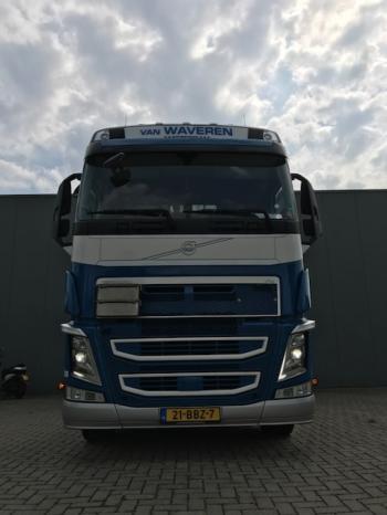 Volvo FH 04 Globtrotter van Waveren
