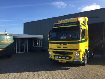 Volvo FM TE-BI transport