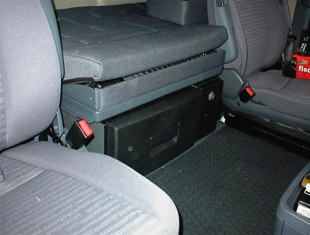 Scania R serie Koelkast unit met Waeco CD-30 Koelkast