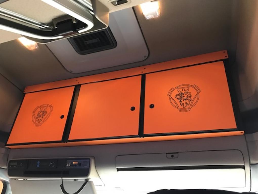 Scania R Topline Kast Voor Extra Diep