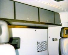 Zwarte Lage Kast : Fm bovenkast normale cabine