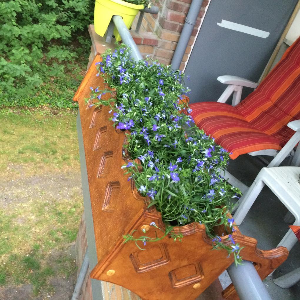 Bloembakken Voor Balkon.Plantenbakken In Oostenrijkse Stijl